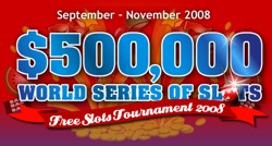 500K World Series Of Slots